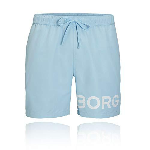 Bjorn Borg Sheldon Swim Sackartige Shorts - Medium