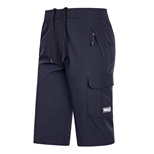 Tomatoa Manner Kurze Hose Sport Shorts Casual Sweatshorts Jogginghose Herren Laufen Jogging Hose Bermuda Badehose Sommer Badeshorts Freizeithose Trainingshose Sporthose M - 8XL