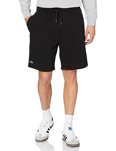 Lacoste Sport Herren GH2136 Badeshorts, Black, M
