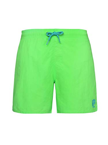 Protest Jungs Badeshort Culture JR Neon Green 164