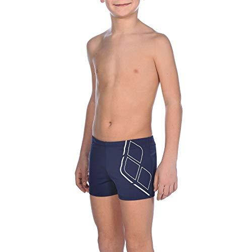 Arena Jungen Badeshorts Essentials Badehose, navy/White, 128