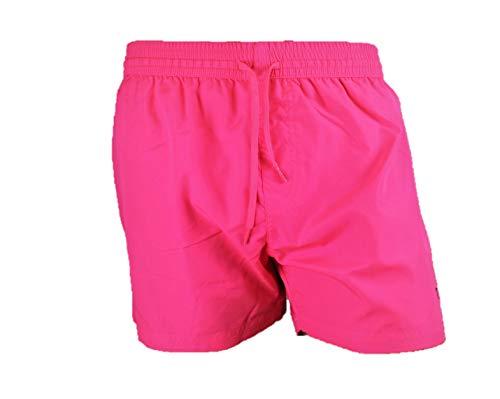 Guess Herren Badehose Badeshort Größe M-XXL Neon Pink NEU, Größe:M