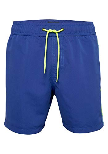 Chiemsee Herren Men Badeshorts, Blueprint, L