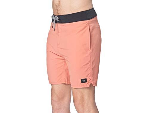 Globe gb01628015Shorts, Kurze XXL Orange (Dusty Coral)