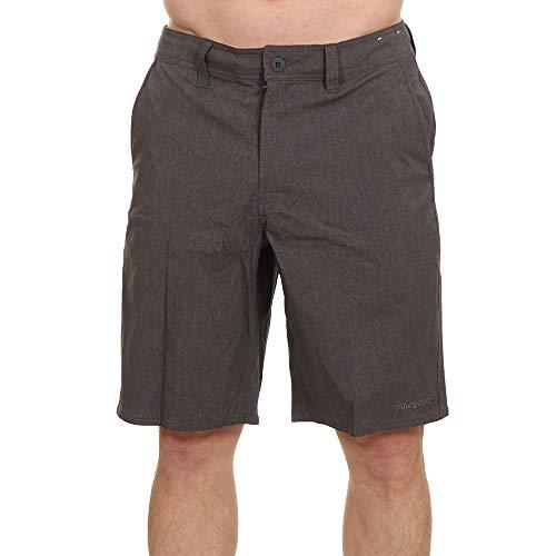 Patagonia Herren Stretch Walk Shorts - 40 M's Stretch Wavefarer Walk Shorts - 20 In. Forge Grey