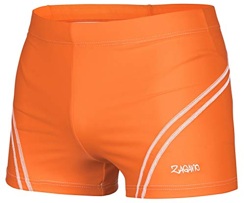Zagano Adam Lipski Herren Badehose 2354 orange Gr. XL