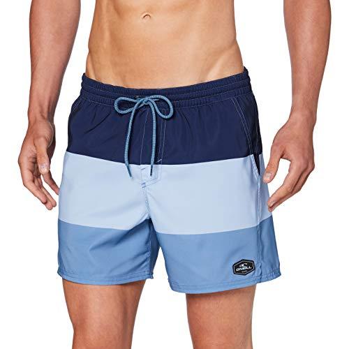 O'Neill Herren PM Horizon Boardshorts, Blue AOP W/White, XXL