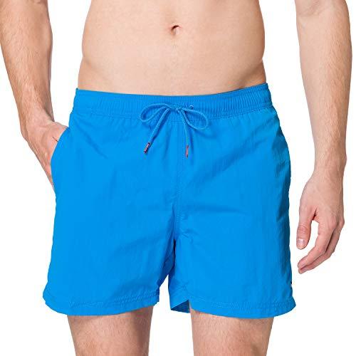 Tommy Hilfiger Herren Sf Medium Drawstring Schwimm-Slips, Blau, L