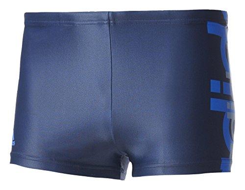 adidas Herren INFINITEX Essence Boxer Badehose, Collegiate Navy/Blue, 5