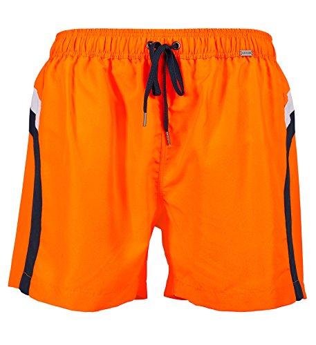 Skiny Herren Badehose neon orange Gr. L