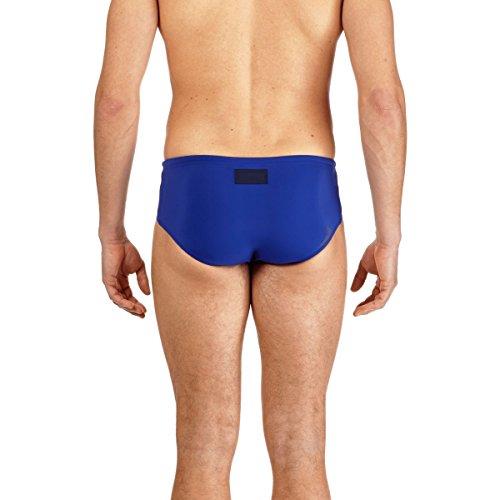 Vilebrequin - Figurbetonte Solid Badehose für Herren- Neptunblau - L