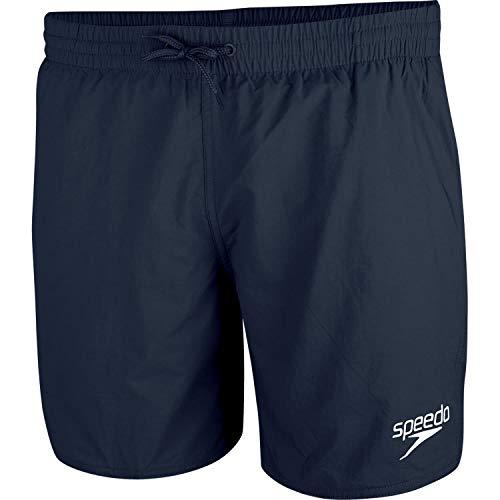 Speedo Essential Enduranc+ Badeshorts für Männer, Badehose Herren, True Navy, Größe XL