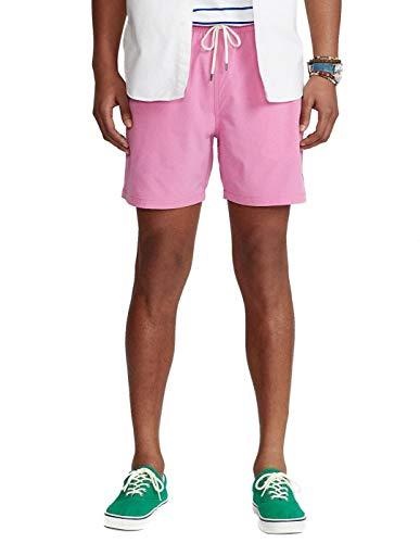 Polo Ralph Lauren Mod. 710829851 Badeshorts Traveler Herren Pink M