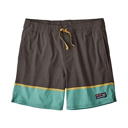 Patagonia M Stretch Wavefarer Volley Shorts - 16.