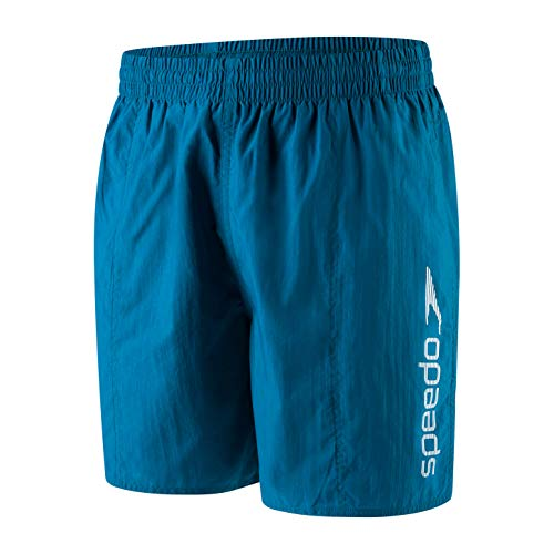 Speedo Herren Watershort Scope 16 Zoll, Nordic Teal, L, 801320