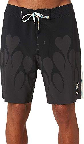 Globe Herren Dead Kooks Boardshort Schwimm-Slips, Schwarz schwarz, 32