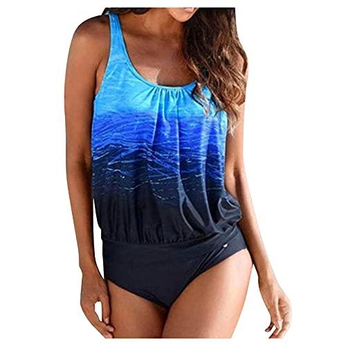 TSPRING Swimwear for Women Swimwear for Men Swimwear for Girls Swimwear Girls Swimwear Herren XL Blau