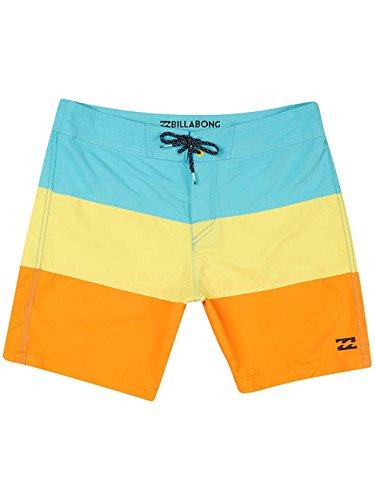 Billabong Herren TRIBONG OG 17 Shorts Tribong Og 17, grün (Mint 539), 33 (Herstellergröße: 33)