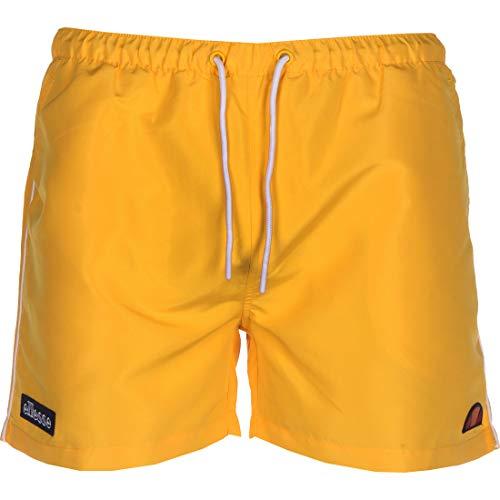 ellesse Badehose Herren DEM SLACKERS Swim Short Gelb Yellow, Größe:L