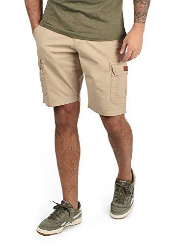 Blend 20702259ME Crixus Cargo Shorts, Größe:XL, Farbe:Chalk Stone (70032)