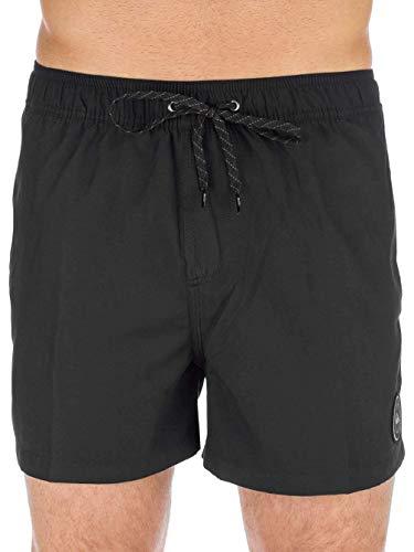 Quiksilver Herren Everyday 15'-Schwimmshorts für Männer, Black, L