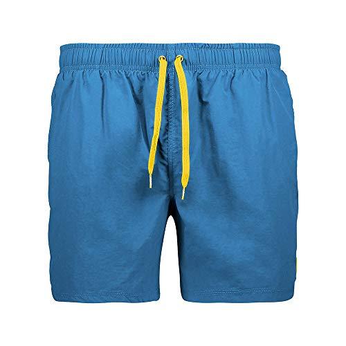 CMP – F.LLI Campagnolo Herren Badeshorts mit Taschen, Blue Saphire, 46