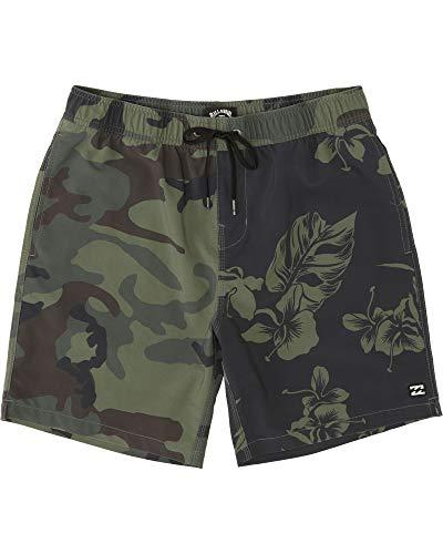 Billabong™ Sundays Intrchng Laybacks 17' - Elastic Waist Board Shorts for Men - Herren