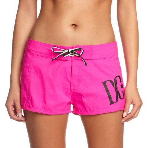 DC Shoes Damen Badehose Belk Shorts Größe L Crazy Pink
