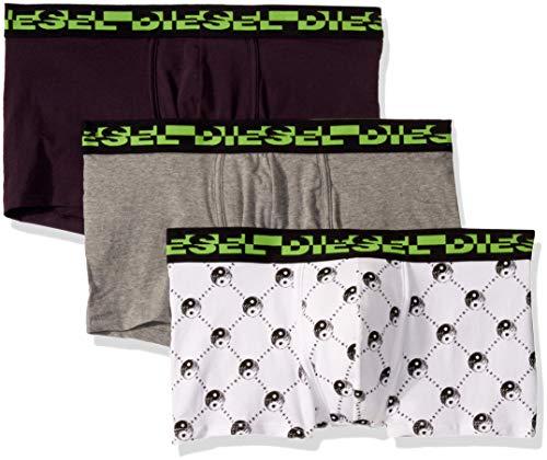 Diesel Herren DAMIENTHREEPACK Boxer 3pack Badehose, Mehrfarbig/Violett, X-Large