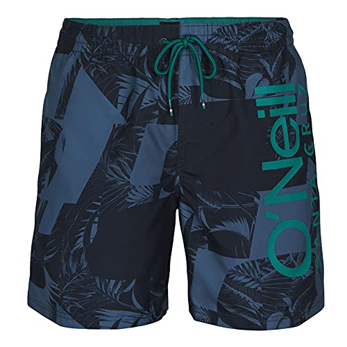 O'Neill Cali floral Shorts, Blau (Blue All Over Print), L