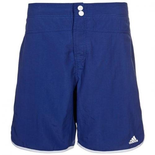 3S Walkshort Badeshorts dark blue/white von adidas Performance