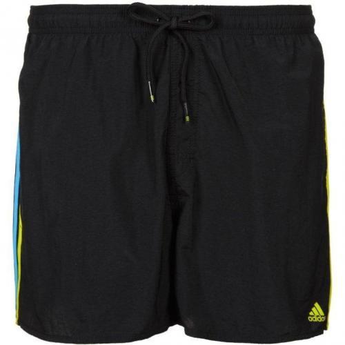 3sa SH Vsl Badeshorts black/vivid yellow von adidas Performance
