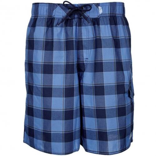 Check SH CL Badeshorts sub blue/joy blue von adidas Performance