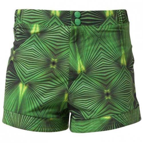 Badeshorts pineapple print von adidas SLVR