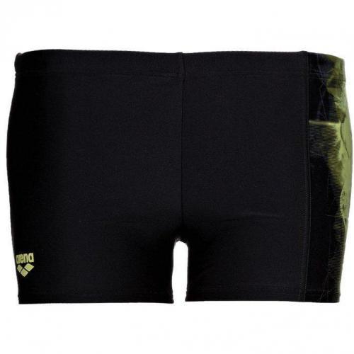 Bung Badepants black/green von Arena
