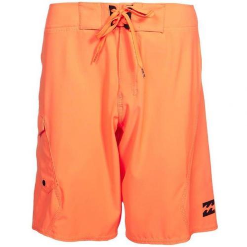 All Day Solid Badeshorts orange von Billabong