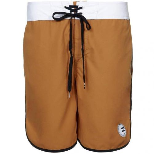 Eight Solid Badeshorts braun von Billabong