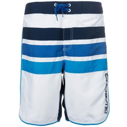 Face Off Badeshorts blau/weiß von Billabong