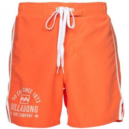 Rum Badeshorts neo orange von Billabong