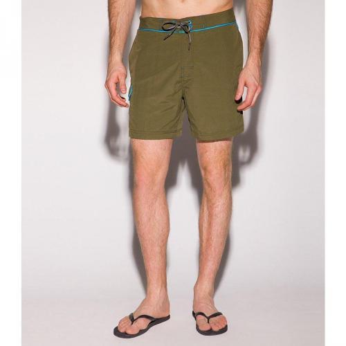 Badeshorts oliv von Calvin Klein Swimwear