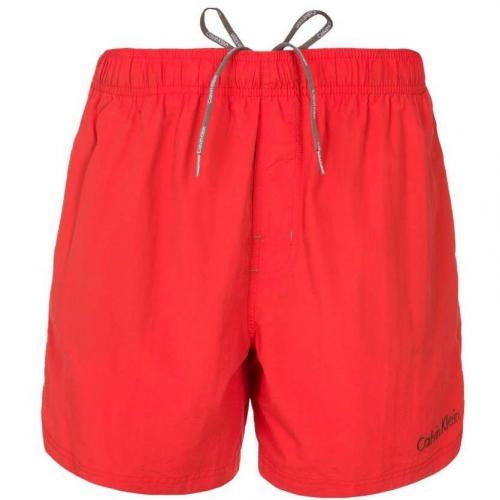 Core Solid Badeshorts fiery red von Calvin Klein Swimwear