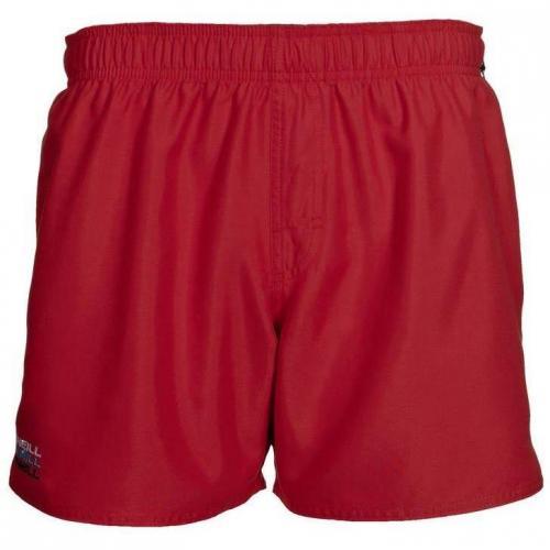 Triple Badeshorts red von O'Neill